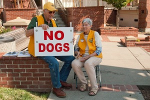 Even though we love them, dogs are not allowed at Auburn Cruise Nite